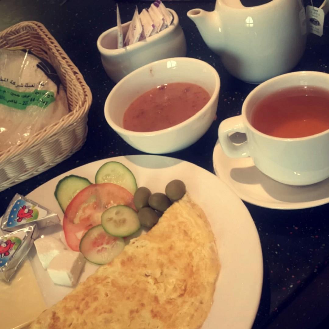 #Boudl orintal #breakfast @ Boudl Hotel Suites Salmiya - الكويت