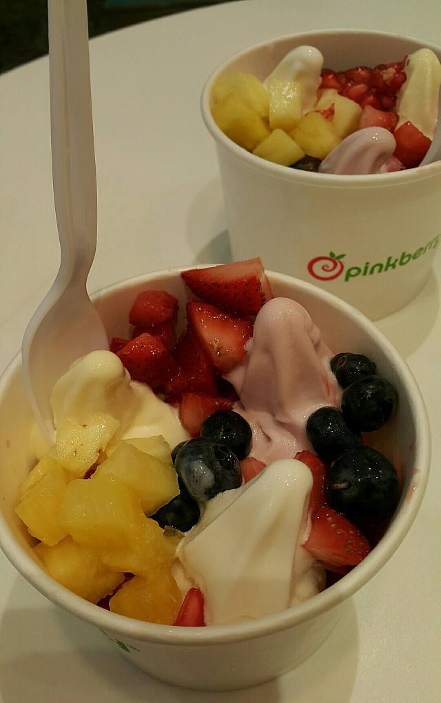 #icecream #pomegranate