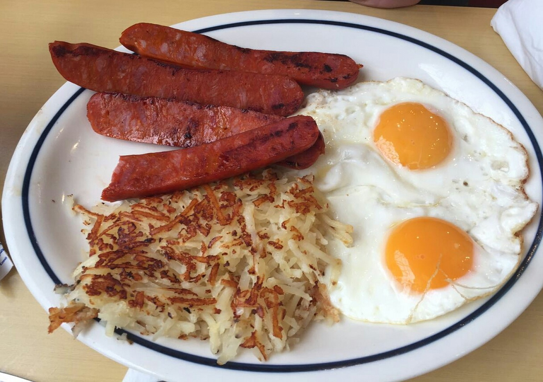 Breakfast @ IHOP - Bahrain
