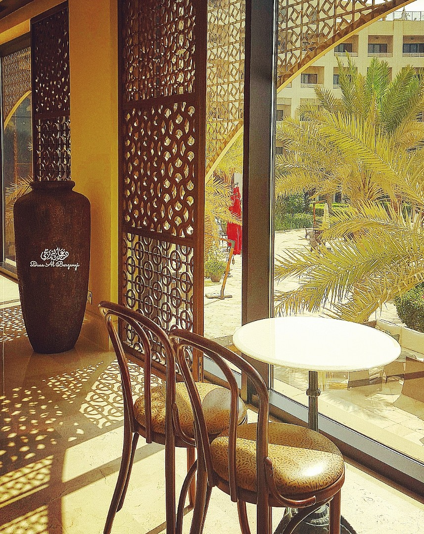 دائما هناك مكان بعيد نجد فيه أنفسنا 🎈 @ Hotel Sofitel Thalassa Sea & Spa - Bahrain