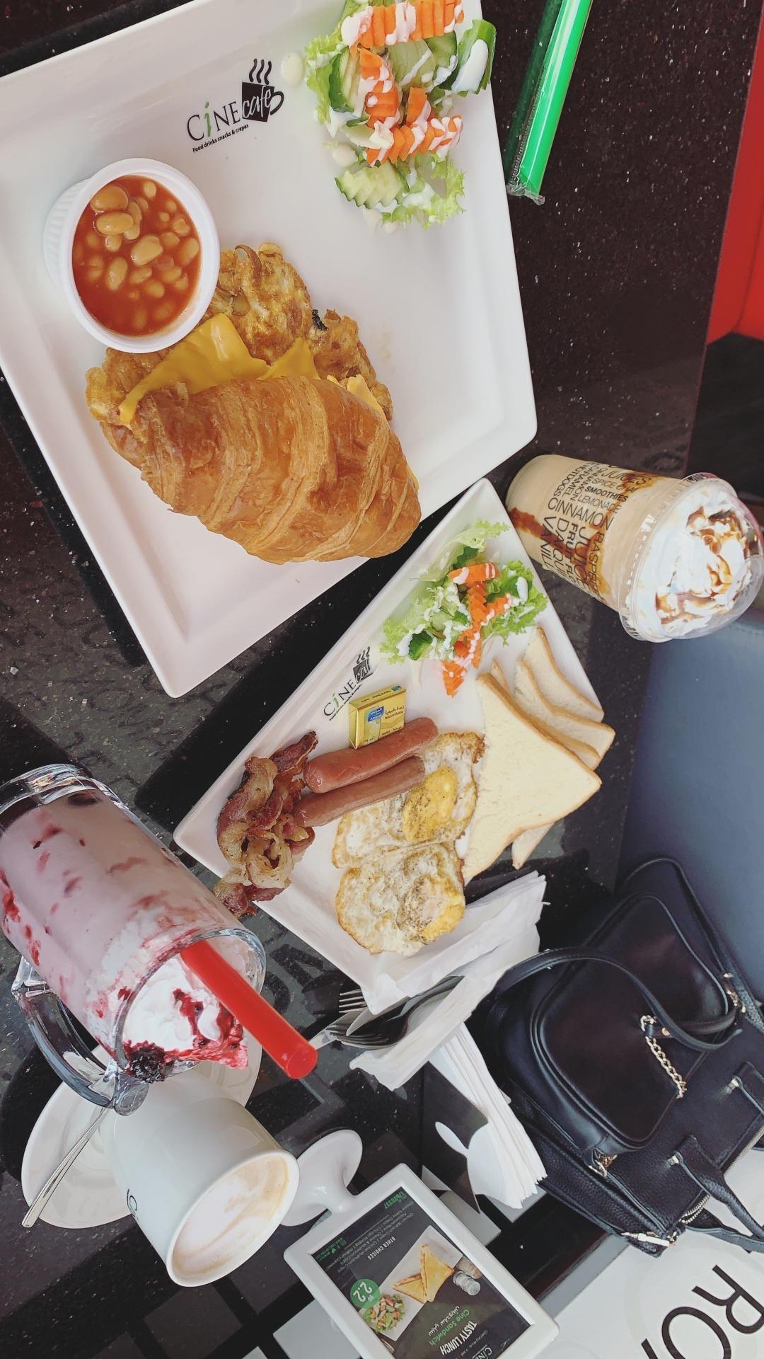 Cine Cafe - Bahrain