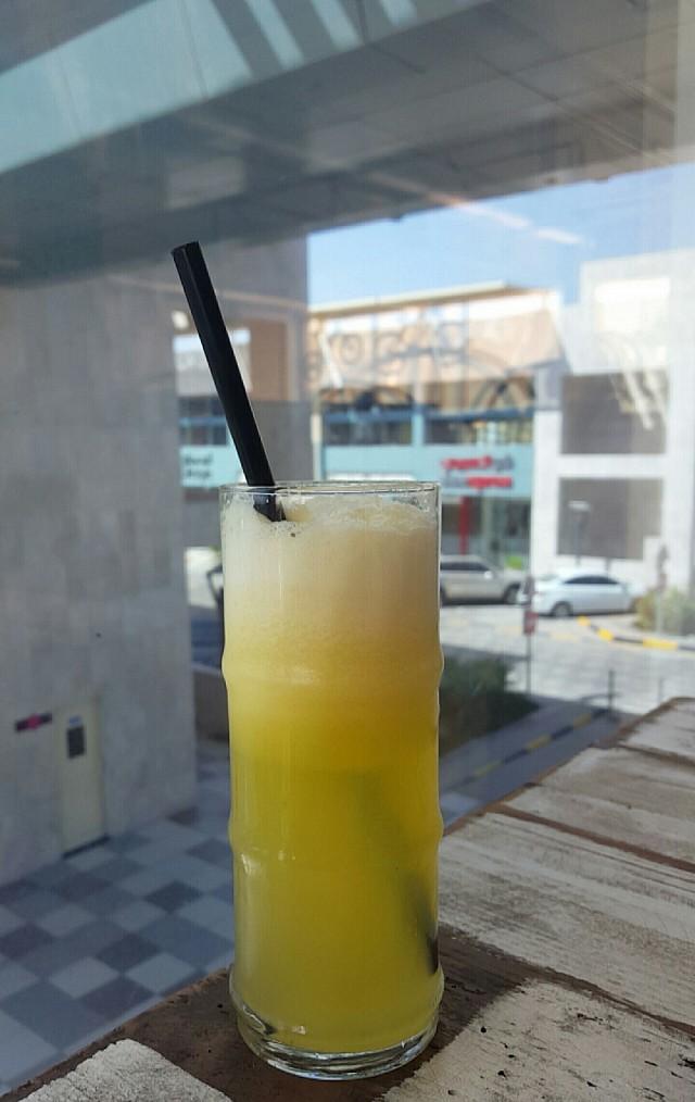 Pineapple juice 👌
