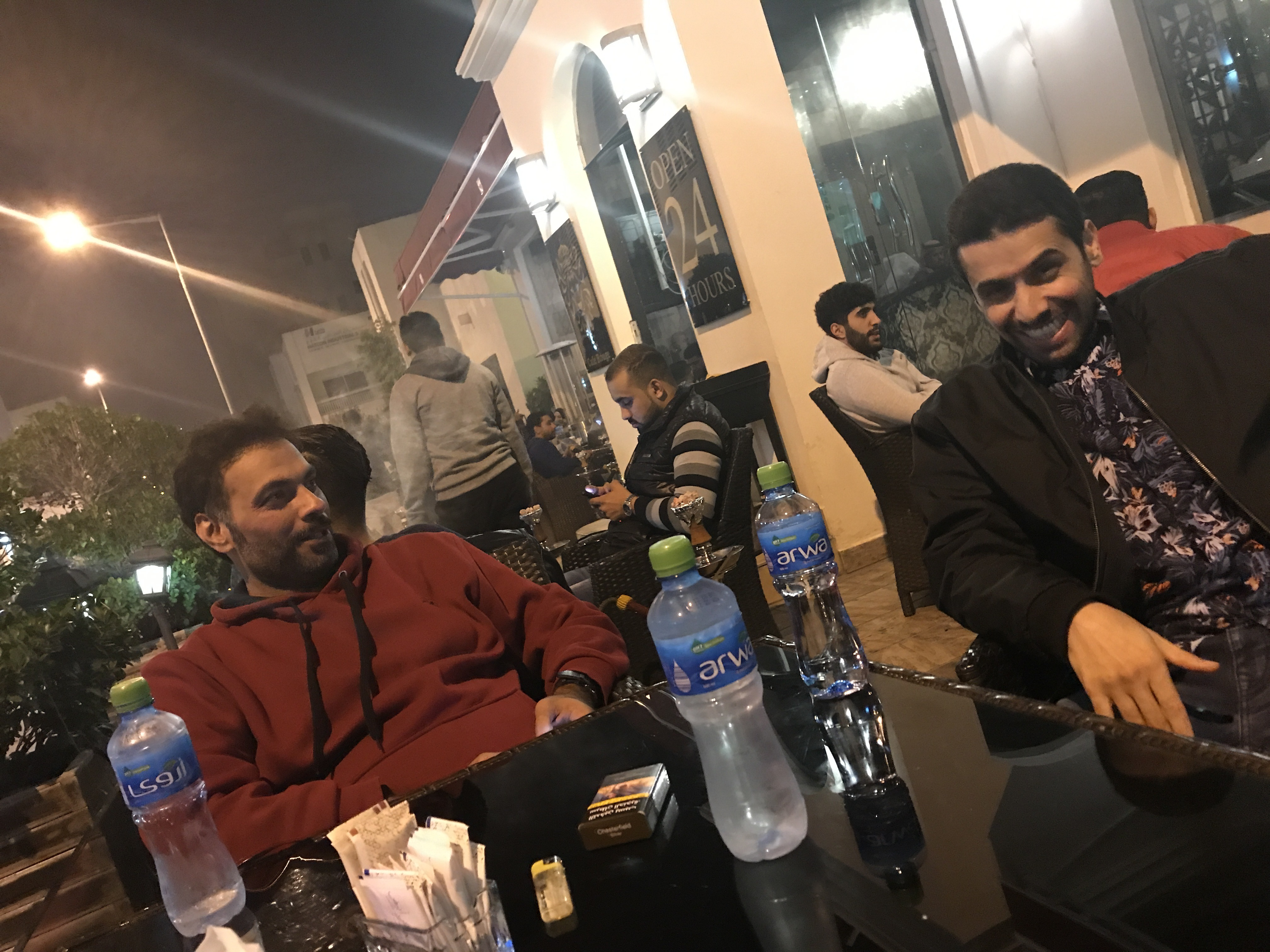 Good day with best friends on December, 21,2019 at 12:53AM😎 @ Cafe Rouge - Bahrain