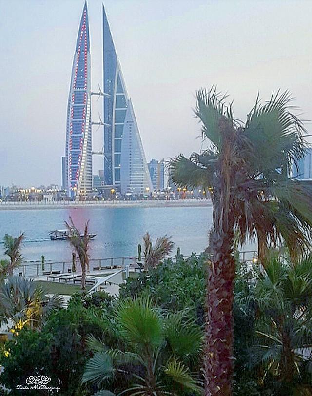 #البحرين