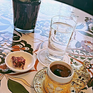 #turkish #coffee #روقان