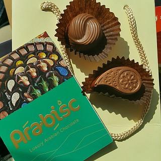Yummmy chocolates 😈