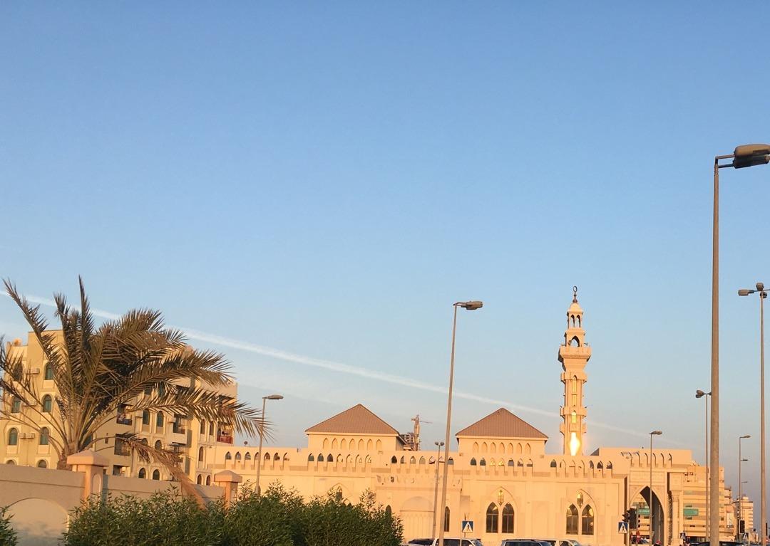 #evening view#Andalus garden # gudaibiya @ Andalus Garden - Bahrain