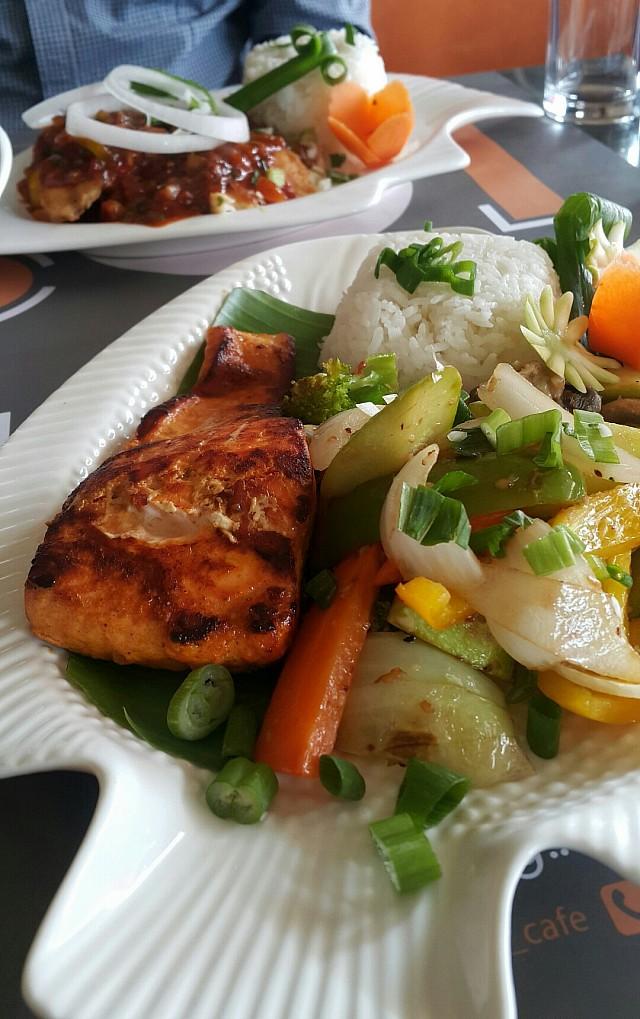 Salmon 👌😋