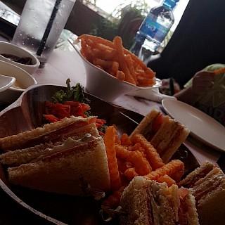 #Club_sandwich 😋
