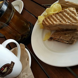 #halloumi #sandwich