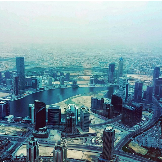 #burj_khalifa Amazing view 😍