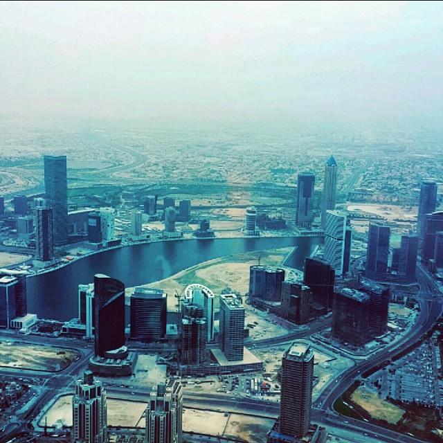 #burj_khalifa Amazing view 😍