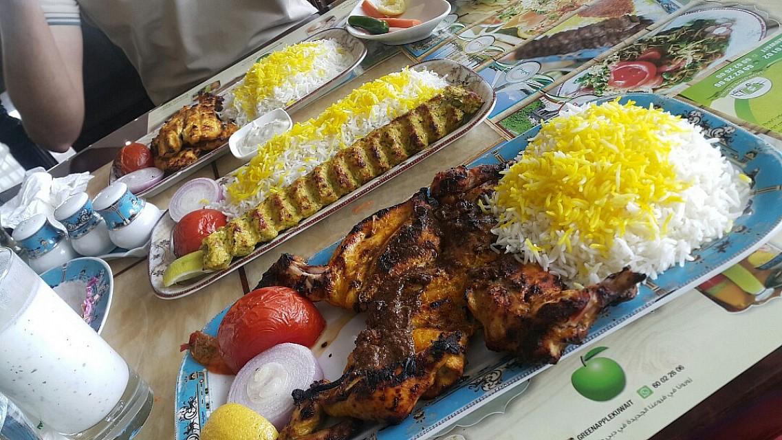 Persian part 😋