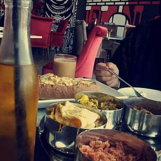 Bahraini #breakfast 👌