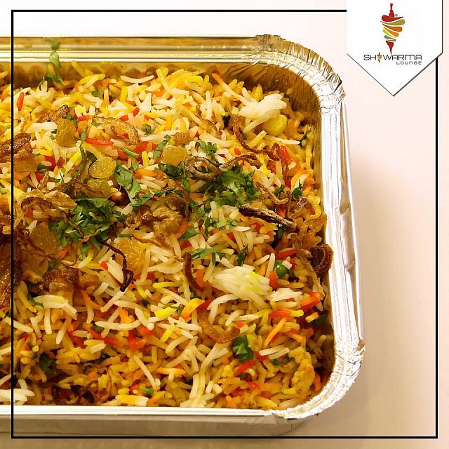 Best chicken biryani you can relish on the island...
