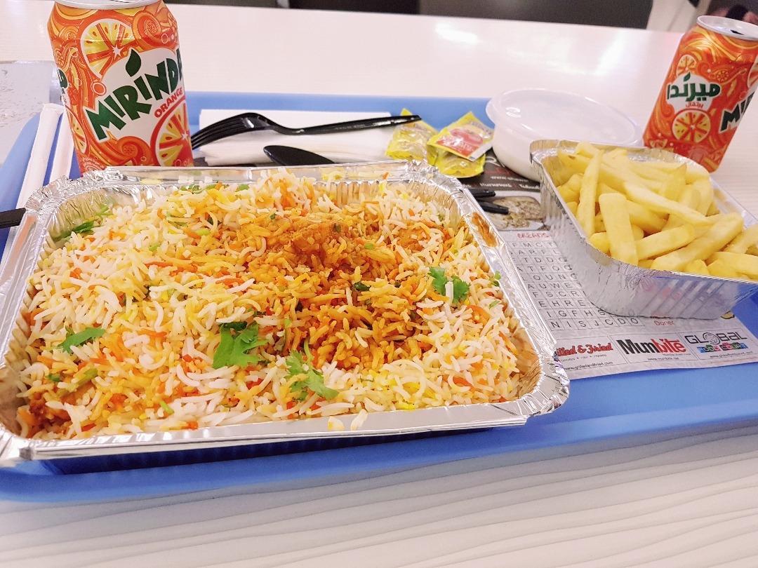 ♥️♥️Chicken Biryani ♥️♥️♥️ @ Shawarma Lounge - Bahrain