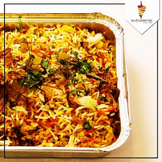 Try our Biryani #veg #non veg.. won't stop licking your fingers...