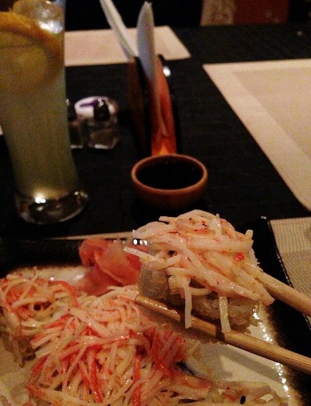 Uni #sushi