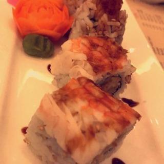 Shrimp sushi  didn't like it