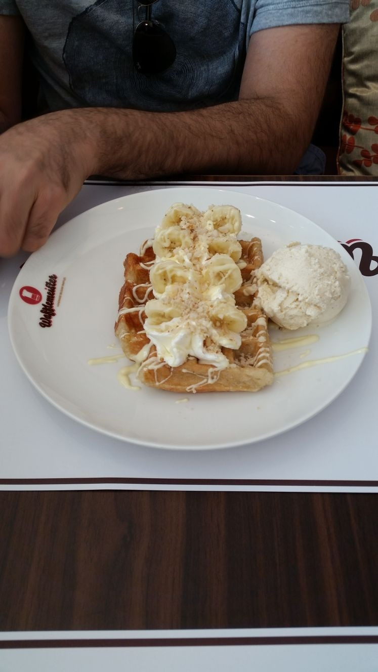 Sweet! @ Wafflemeister - Bahrain