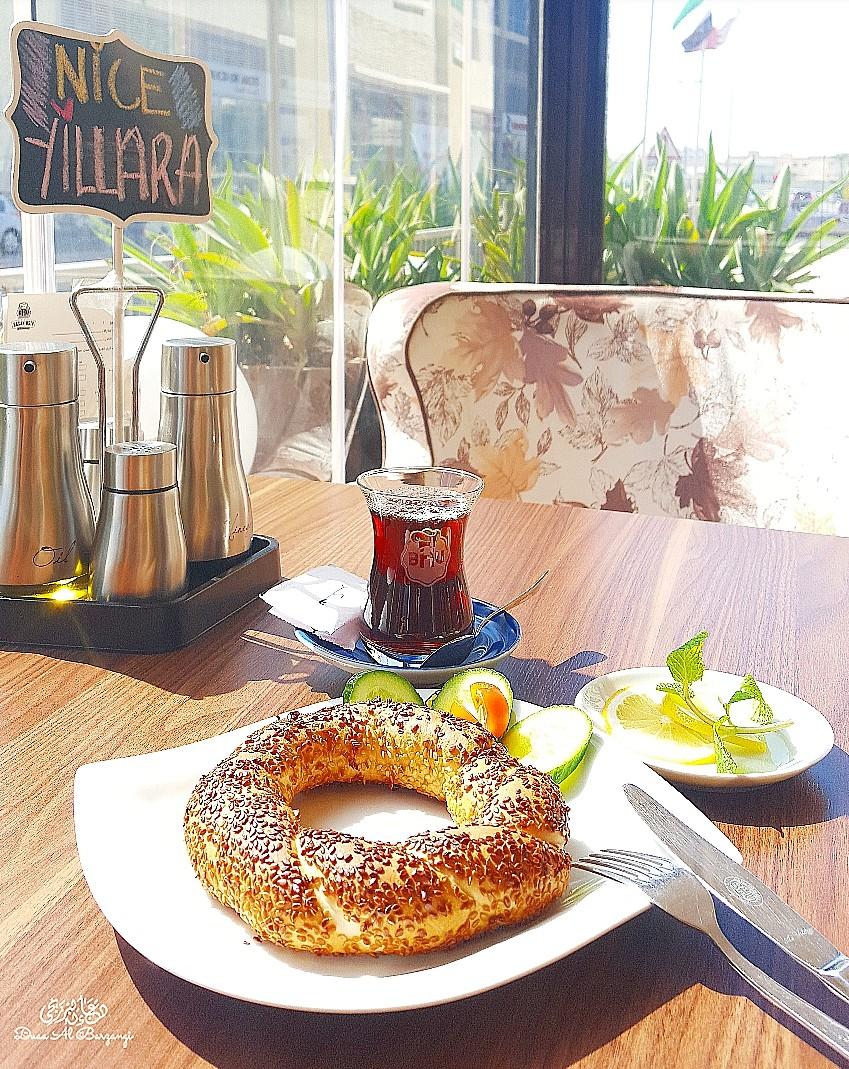 السميط التركي تراث وأصالة وذوق أمي💖 @ Bolulu Hasan Usta ( BHU ) - Bahrain