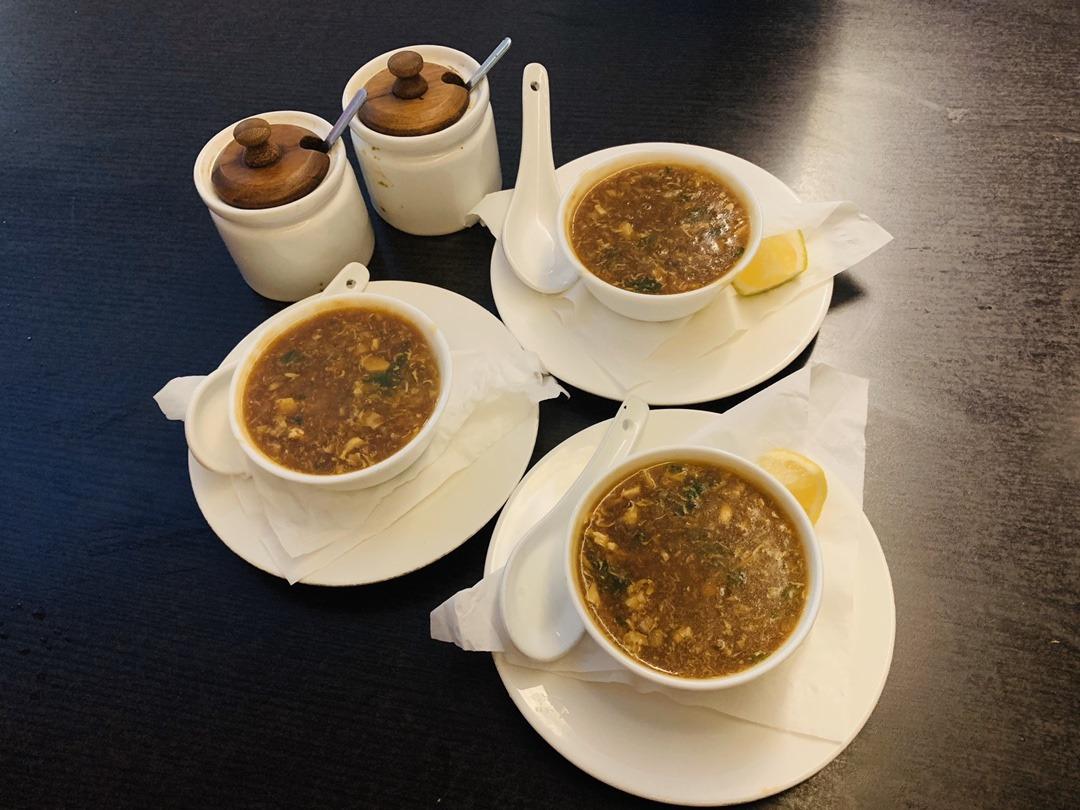Soups♥️ @ Bangkok Restaurant - Bahrain