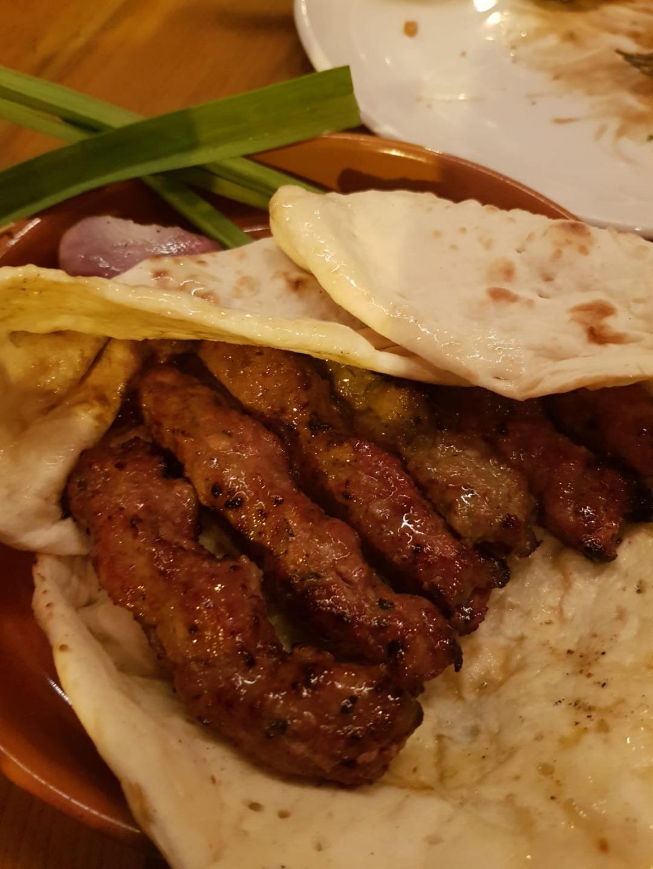 meet kebab @ Lumee - Bahrain