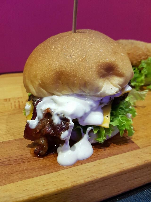 Big Mouth #burger #fries #burgerzone