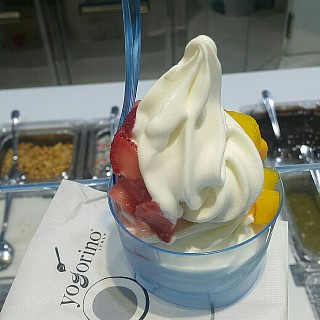 #icecream #frozenyogurt