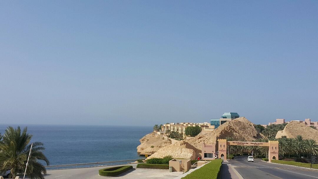 🙋 @ Al Waha Hotel at Shangri-La Barr Al Jissah Resort & Spa - Oman