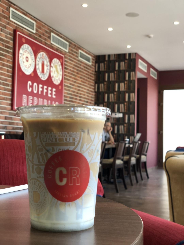 Coffee Republic - Bahrain