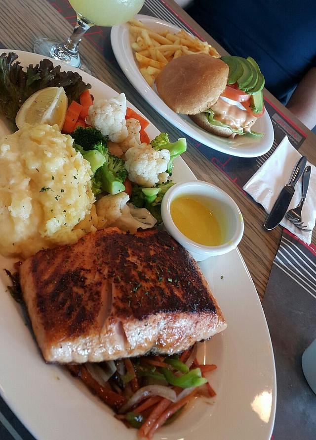 Salmon 😋😋