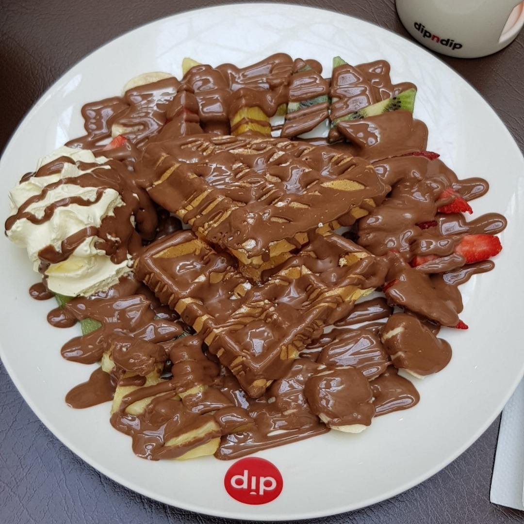 Dipndip chocolate cafe - Bahrain