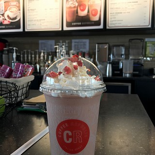 #strawberrycheesecakeshake