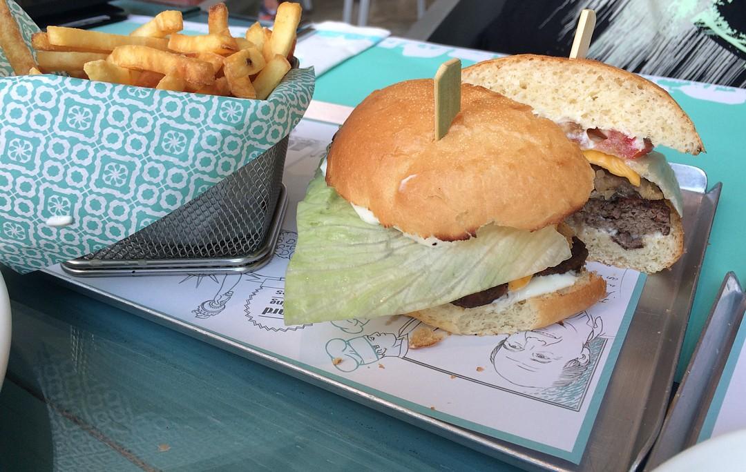 Bluefield Burger - Bahrain