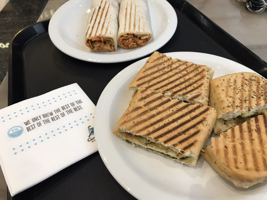 BEST OF THE BEST ��������� @ Caribou Coffee - Bahrain