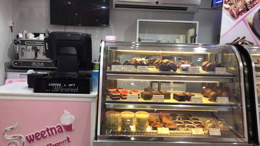 ������ @ Sweetna Sweets - Bahrain