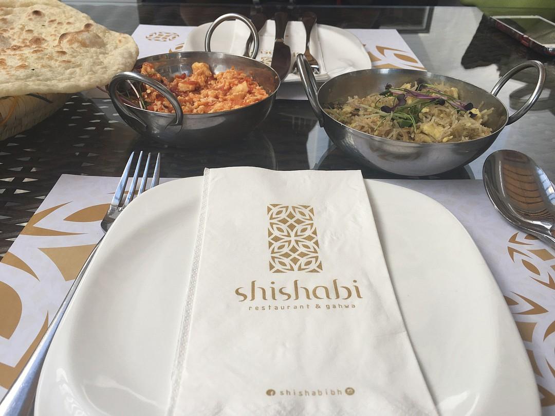 Bilalit & egg tomato @ شي شعبي - البحرين