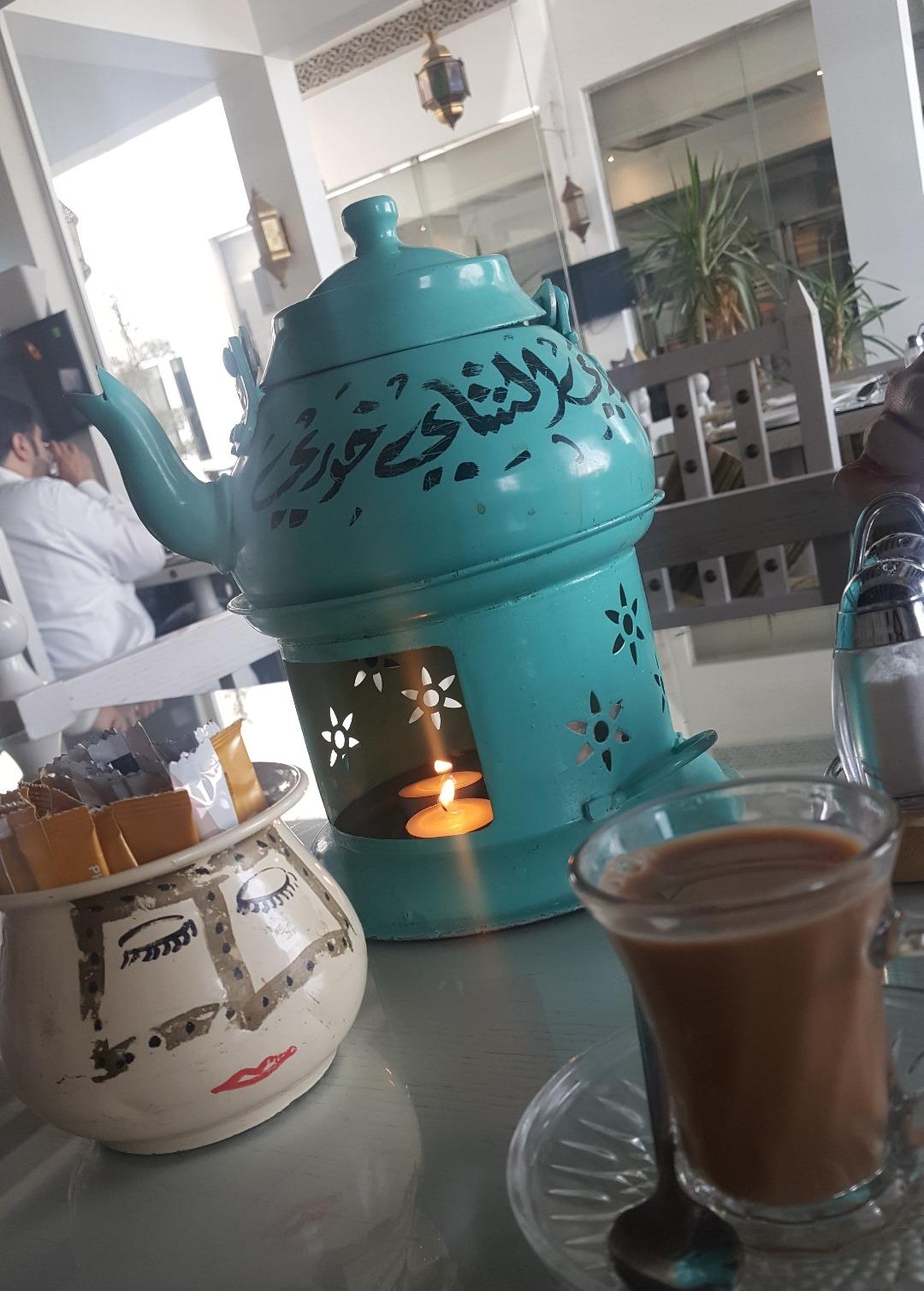 karaaaak @ Shishabi Restaurant & Cafe - Bahrain