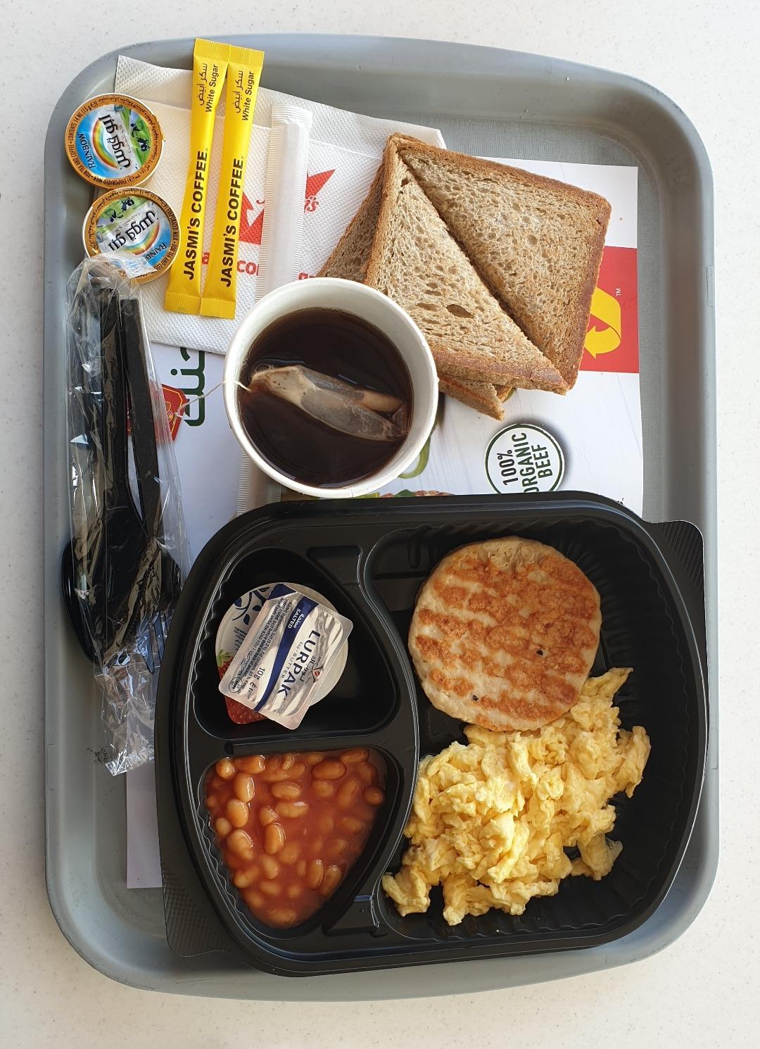 Jasmis Breakfast @ Jasmis - Bahrain