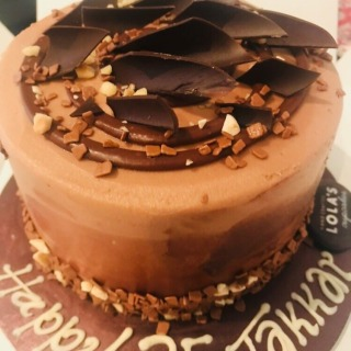 Chocolate Hazelnut cake.. best one yet!