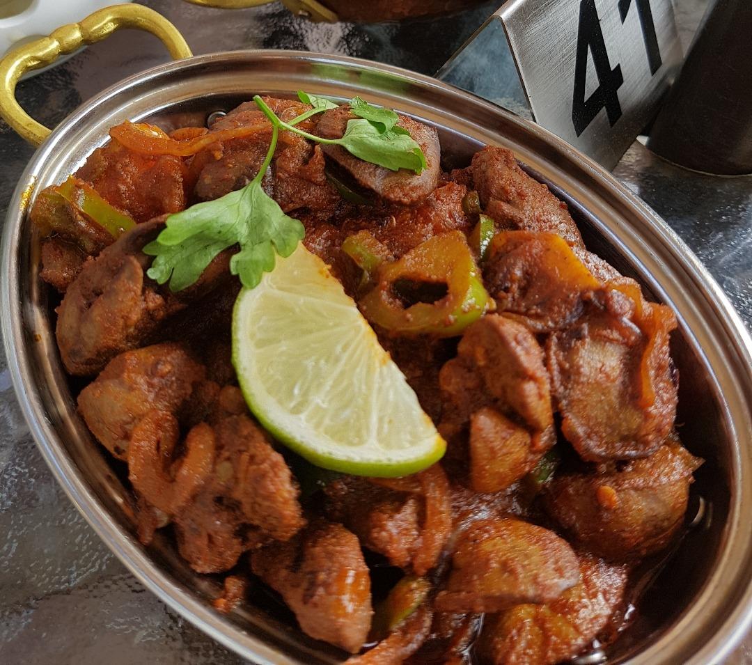 chicken liver @ الأمـيـر - البحرين