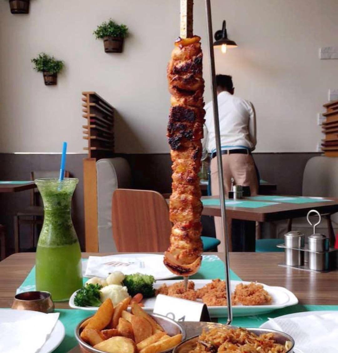 عجيب @ Al Ameer Restaurant - Bahrain