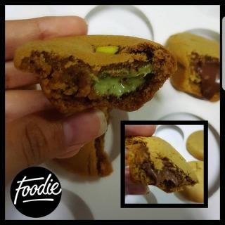 Mix mini cookies