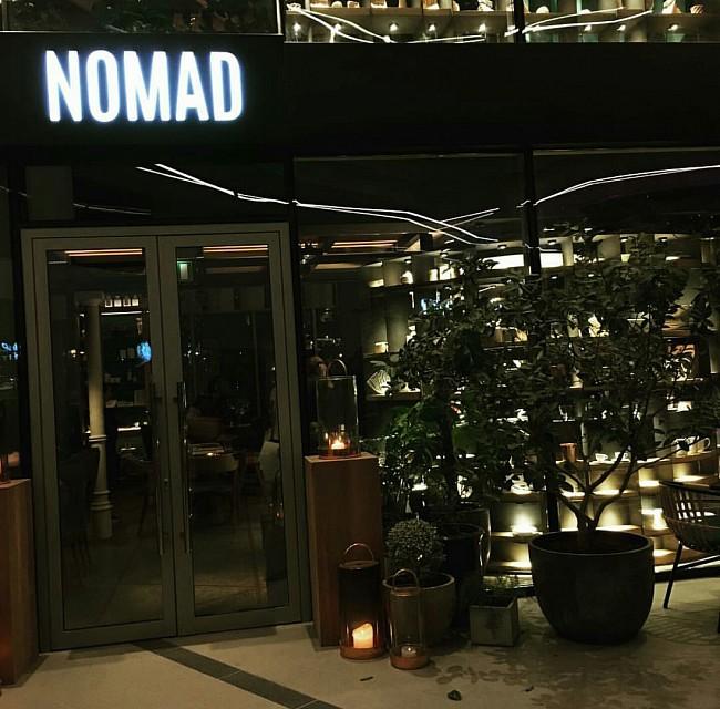 #Nomad #restaurant