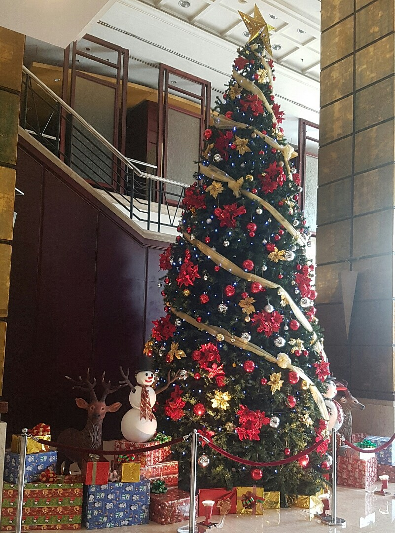 Merry Christmas @ grand season hotel kuala lumpur - Malaysia