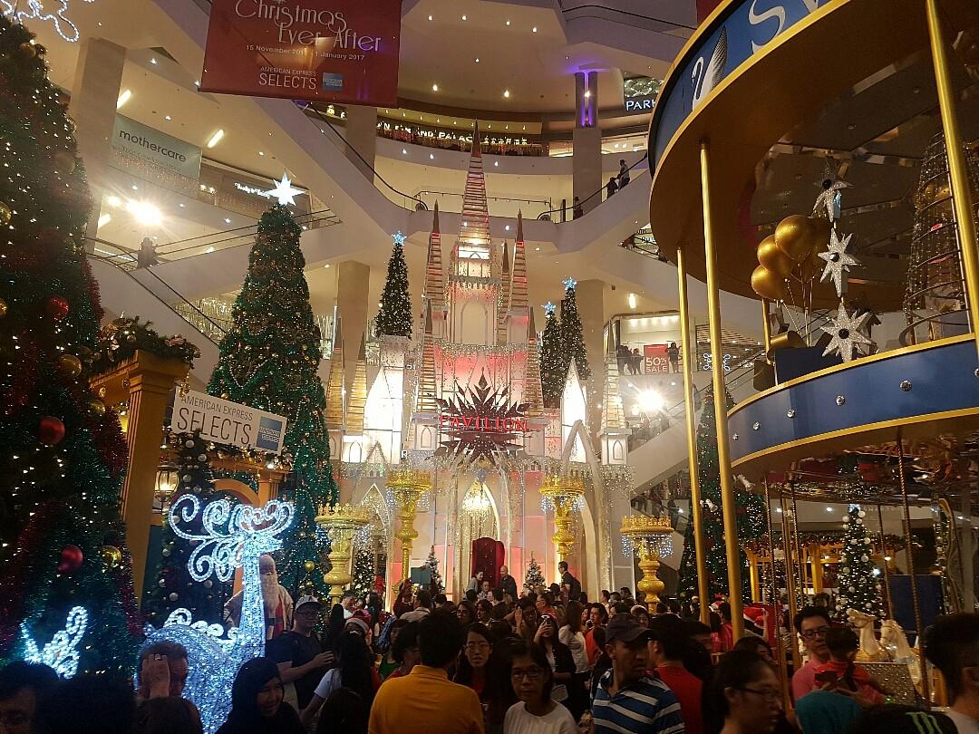 Merry Christmas @ Pavilion Kuala Lumpur - Malaysia