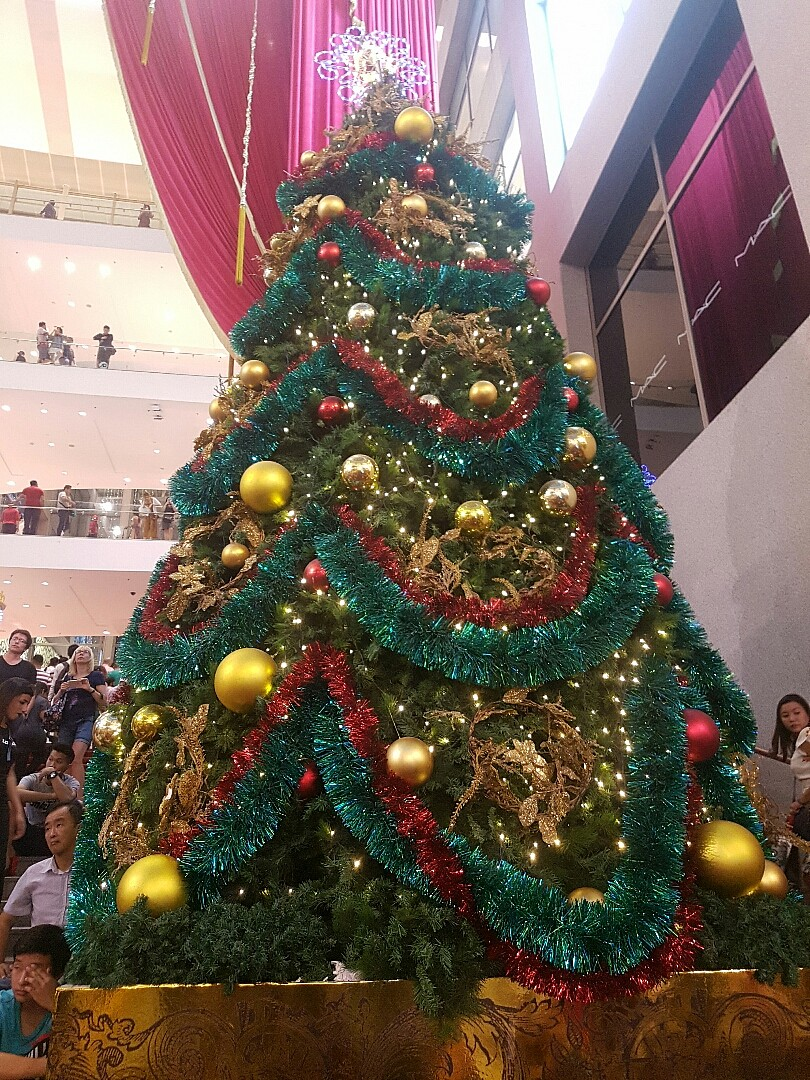 Pavilion Christmas Tree @ Pavilion Kuala Lumpur - Malaysia