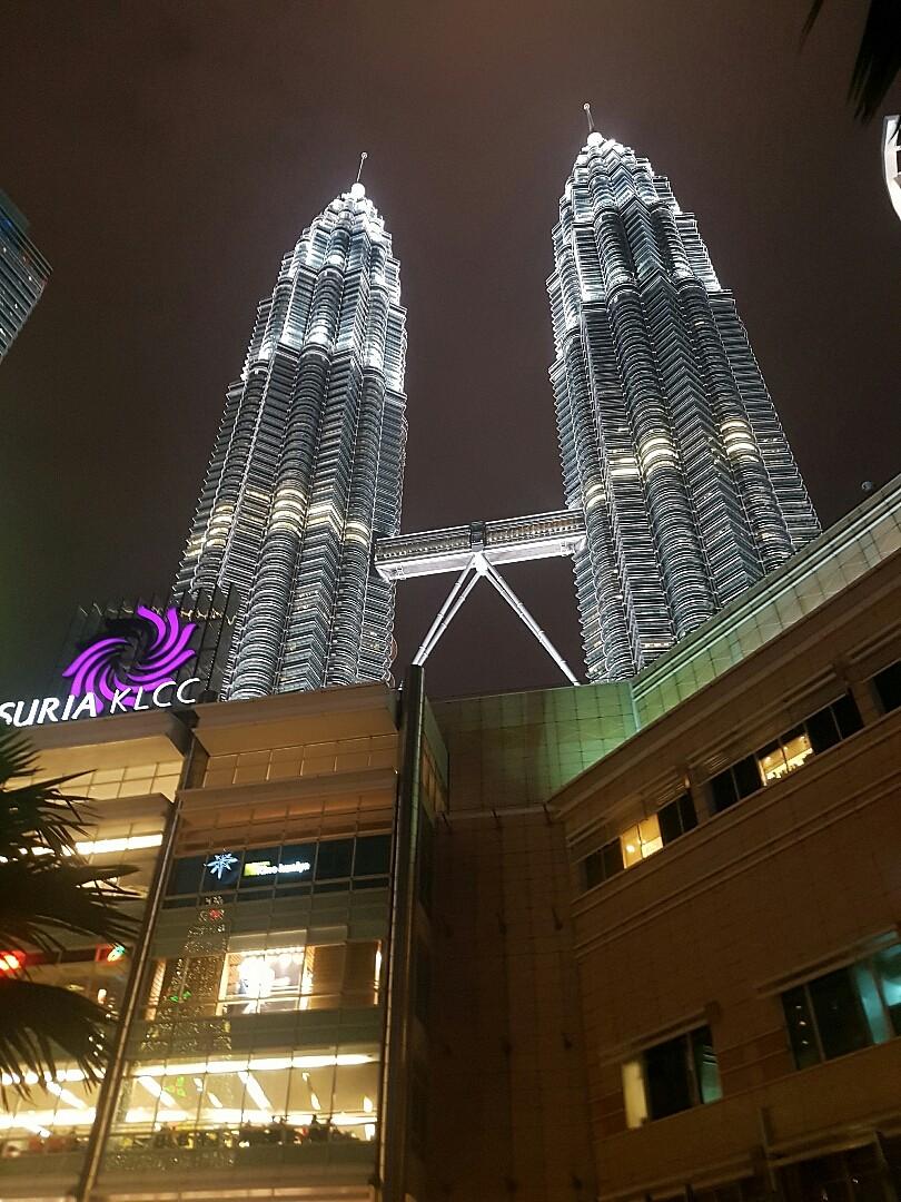 Twin tower @ klcc - ماليزيا