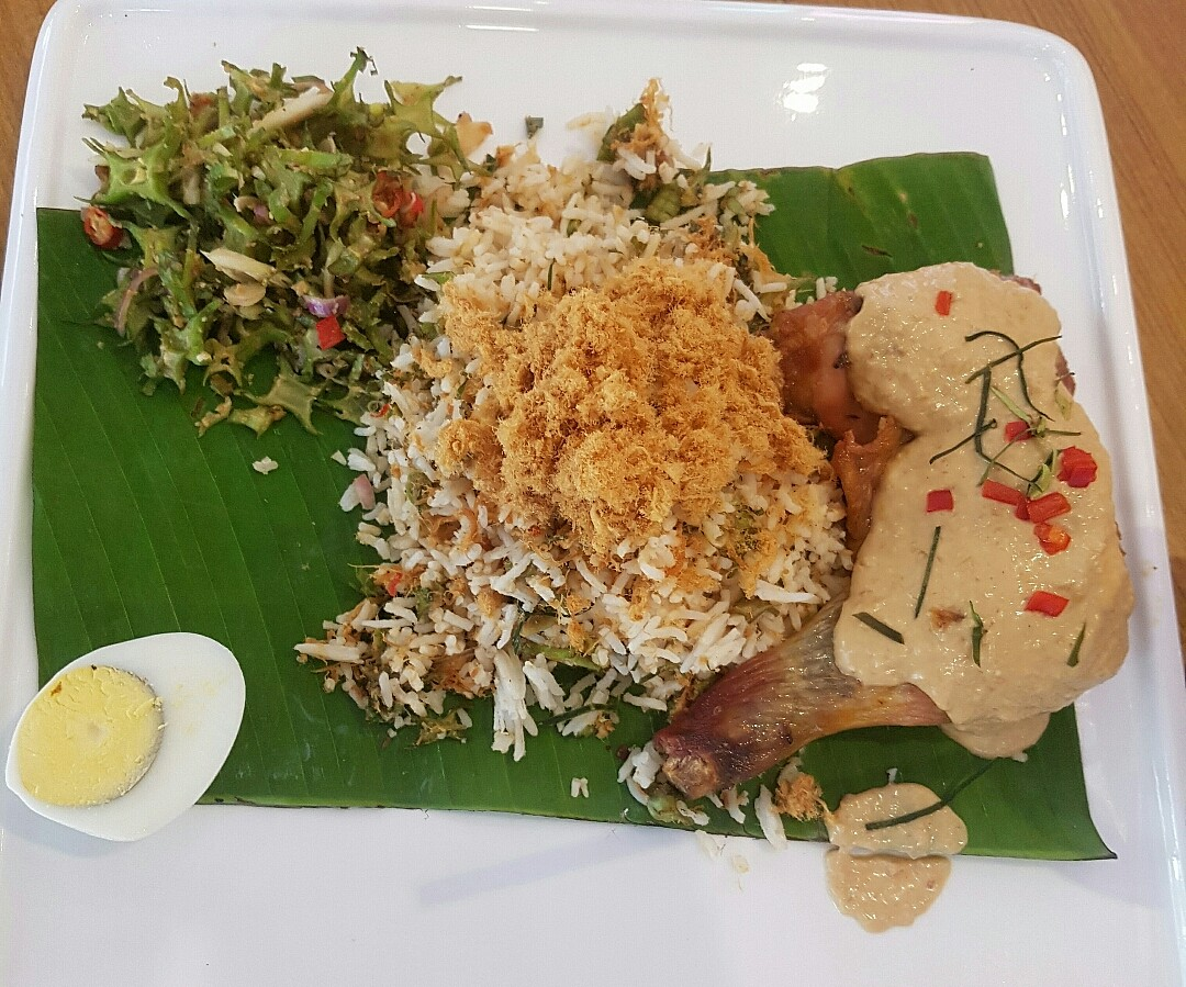 Malaysian Food @ Sepiring - Malaysia